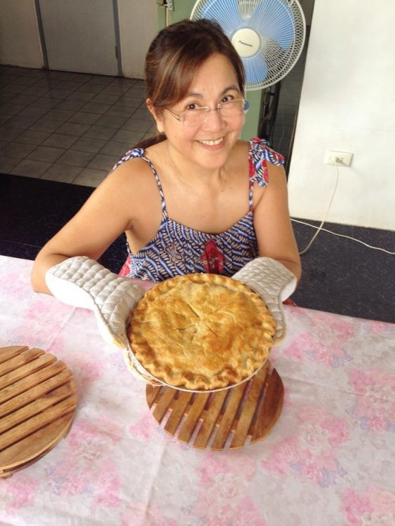 The best apple pie in the world!