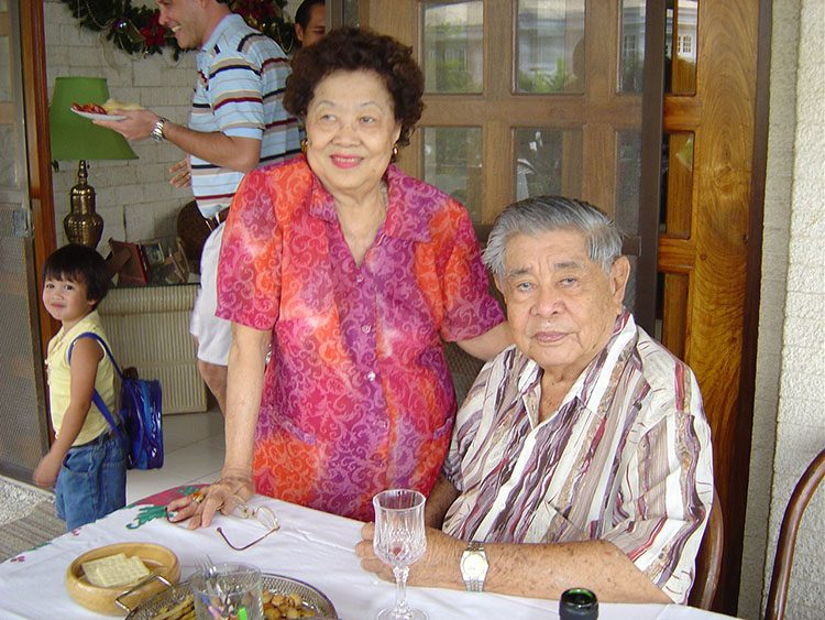 Lolo Manolo and Lola Marcing