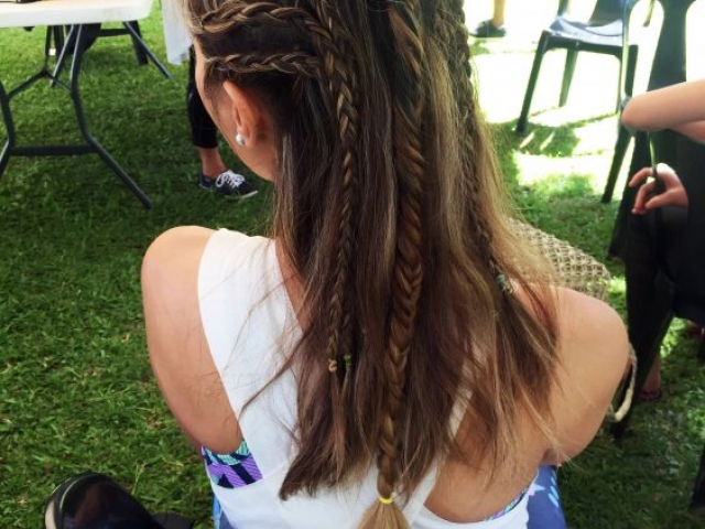 intricate braids